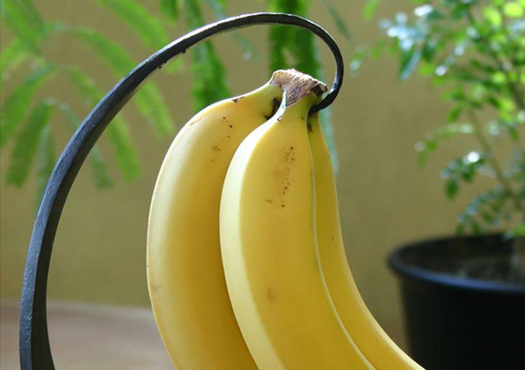 アイアンのバナナスタンド